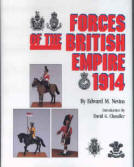 Forces of the British Empire - 1914 by Edward Nevins